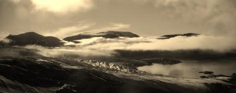 Glacier Panorama 2