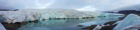 Glacier Panorama (High Quality)